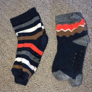 Two pairs of socks